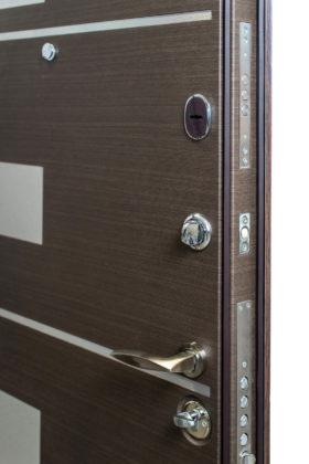 προϊόντα αλουμινίου Θωρακισμένη Πόρτα