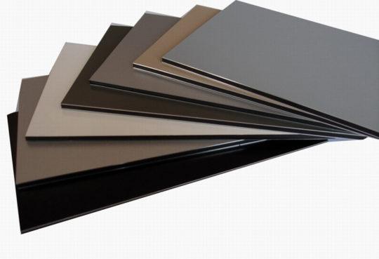 Thessaloniki aluminium materials Πάνελ Lorenzo